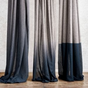 Ombre Drapery Sheers