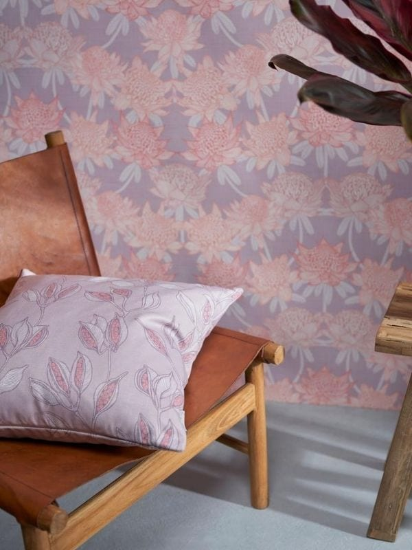 furnishing textiles and wall covering, Patricia Braune by Materialised