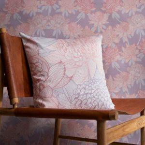 Waratah Garden & Telopea Bloom, Patricia Braune