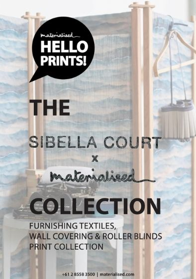 Sibella Court x Materialised collections