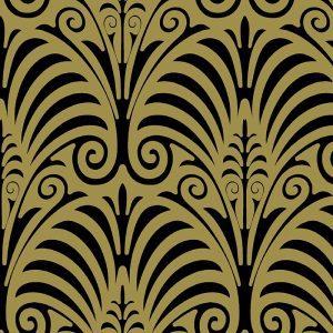 Deco Moderne, Gatsby Gold