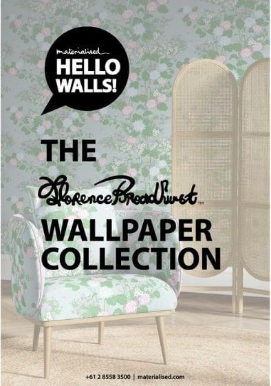 Florence Broadhurst wallpaper brochure cover
