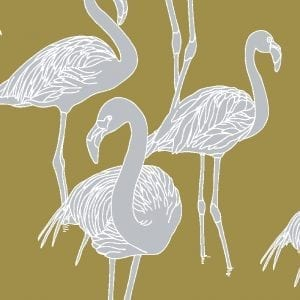deco flamingo citrino, grace garrett