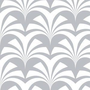 Miami Palms, Pure Grey