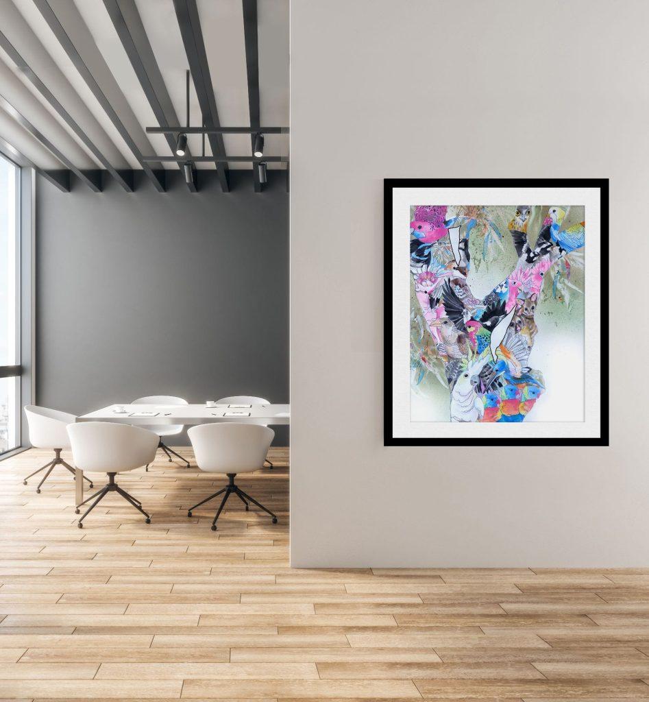 Robbi Wymer art