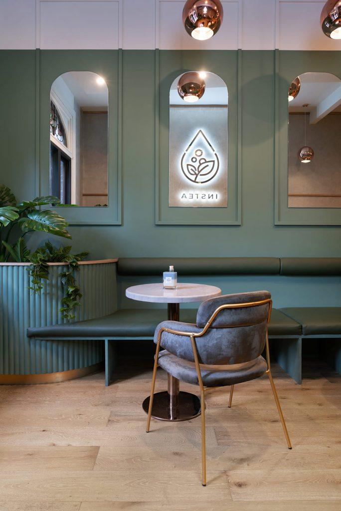 INSTEA cafe fitout, Fretard Design