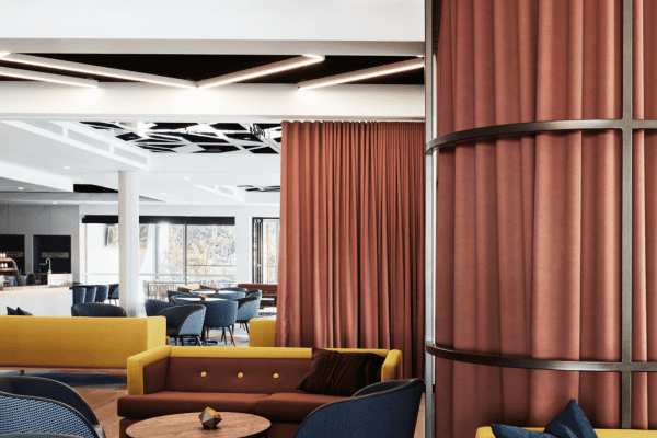 Hospitality design, Club Paramatta