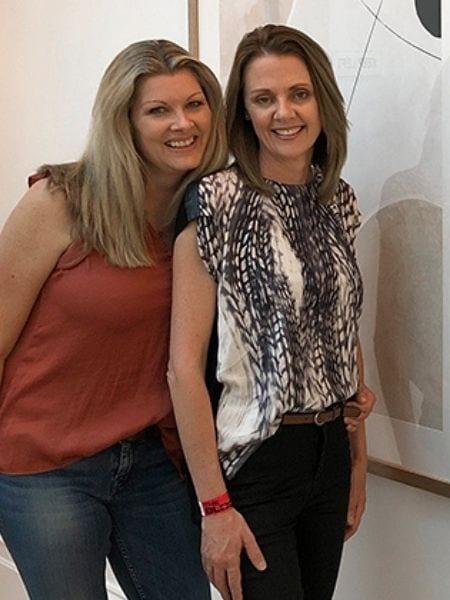 Suzie Atkin and Mishelle Morgan Urban Road