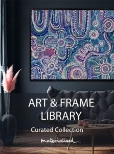 Art & Frame Library