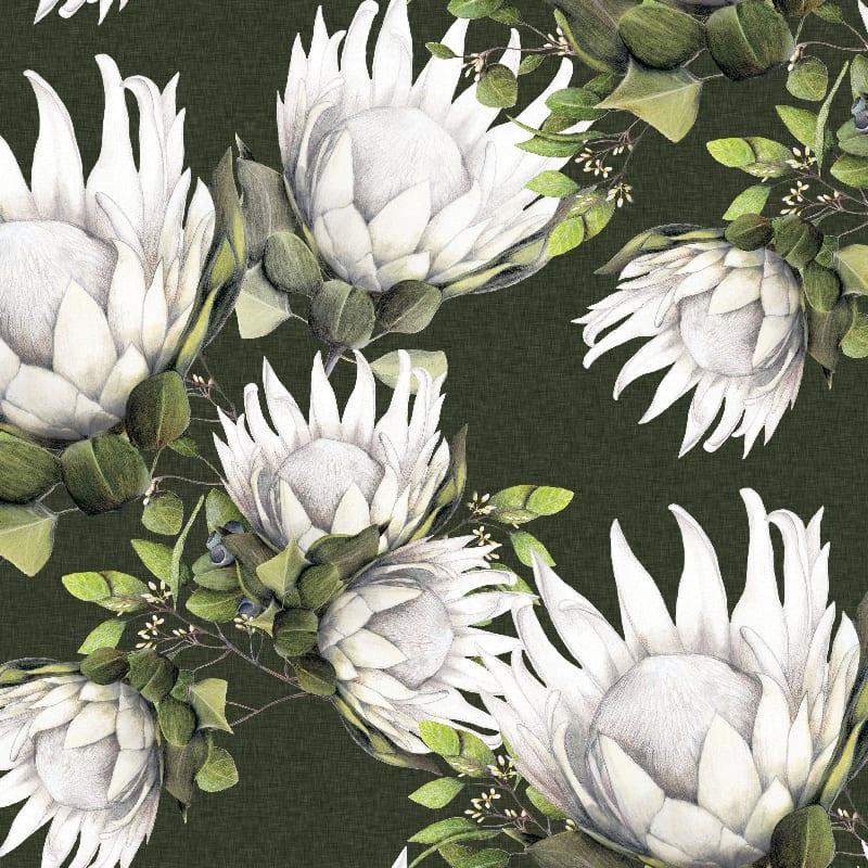 Kelly Kratzing King Protea Olive