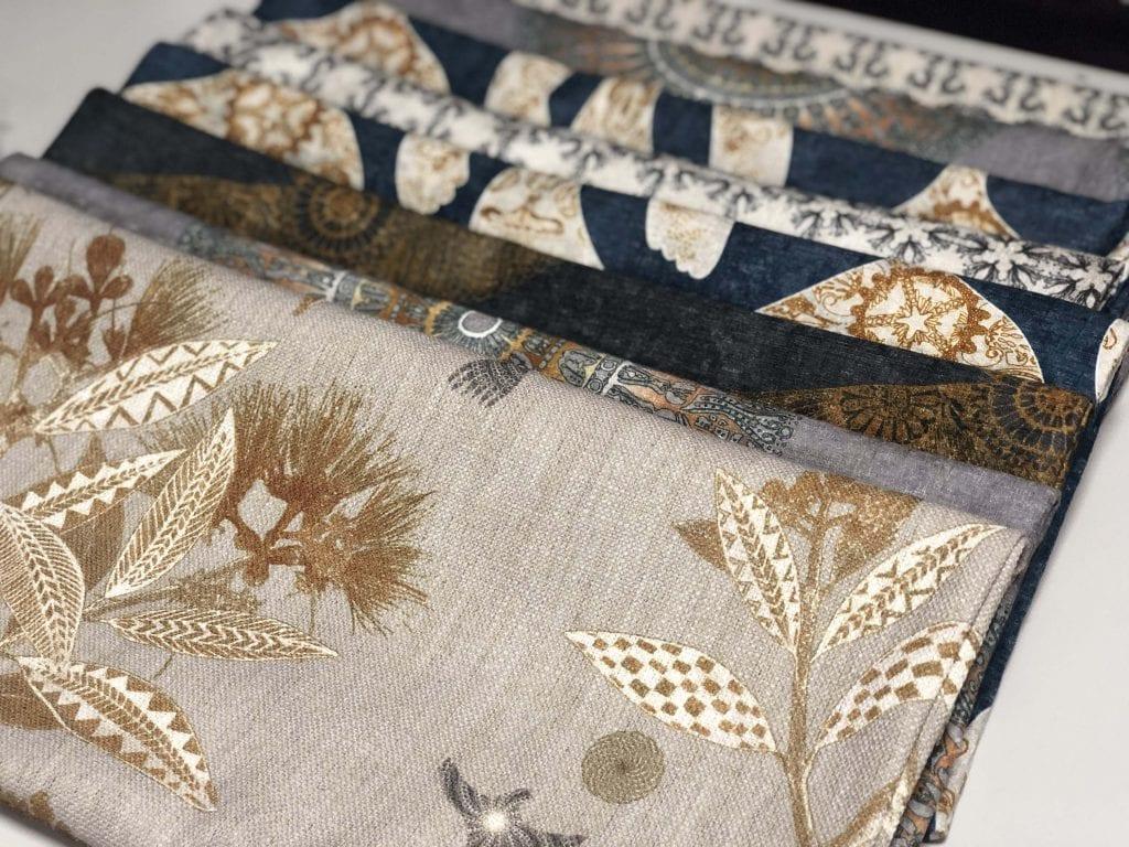 Miranda Brown Printed textiles