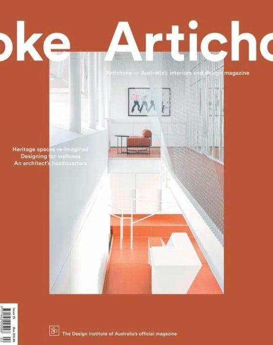 Artichoke Issue 75 cover
