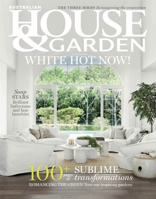 House & Garden cover June 2021
