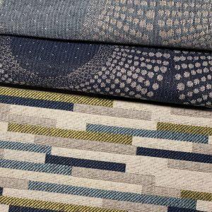 Patterned Waterproof Upholstery