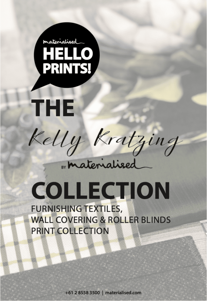 Kelly Kratzing collection cover