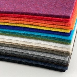 Acoustic Felt Wall Covering