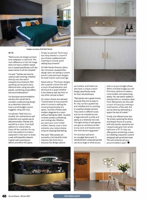 AccomNews winter issue 2021