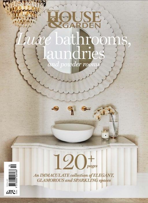 House & Garden Bathrooms cover 2021