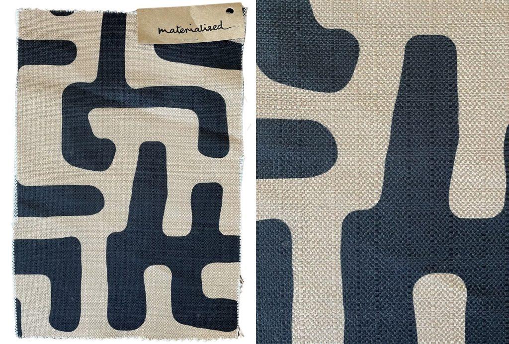 Meat & Wine Co bespoke textile design