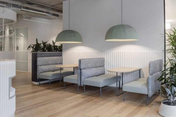 office design, workplace design, The Commons by Foolscap Studio