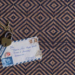 Antibes Dark Blue Seaworthy Collection Sibella Court
